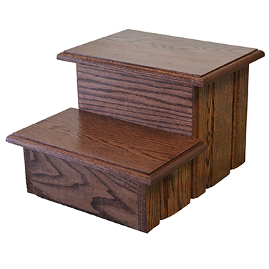 bedroom - Step Stool With Handle